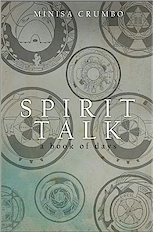 """Spirit Talk"" Book Cover"